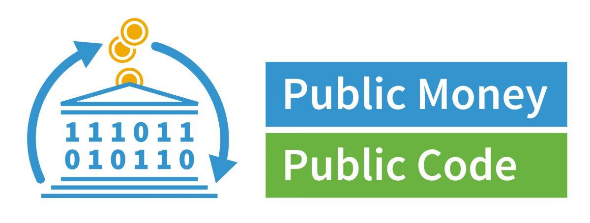 """""""Public Money? Public Code!"""""""
